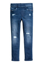 Denimleggings - Denimblå - Kids | H&M FI 2