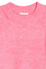 Knitted jumper - Pink - Ladies | H&M CN 3
