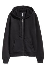 Hooded jacket - Black - Ladies | H&M CN 2