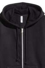 Hooded jacket - Black - Ladies | H&M CA 3