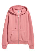 Hooded jacket - Coral pink - Ladies | H&M 2
