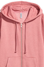 Hooded jacket - Coral pink - Ladies | H&M CA 3