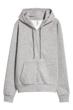 連衣帽外套 - Grey marl - Ladies | H&M 2