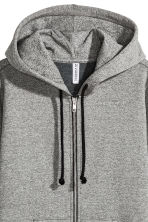 連衣帽外套 - Dark grey marl - Ladies | H&M 2