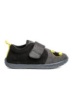 Jersey indoor shoes - Dark grey/Batman - Kids | H&M CN 2