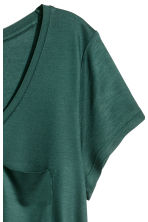 Jersey top - Green - Ladies | H&M CN 2