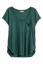 Jersey top - Green - Ladies | H&M CN 1