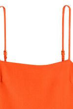 Crêpe dress - Orange - Ladies | H&M 3