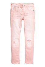 Superstretch Skinny fit Jeans - Ljusrosa -  | H&M FI 2