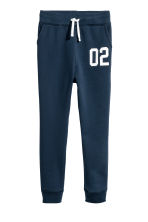 Hooded Sweatshirt and Joggers - Dark blue -  | H&M CA 3