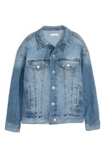 Denim Jacket - Denim blue -  | H&M CA 2