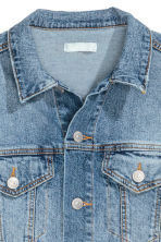 Denim Jacket - Denim blue -  | H&M CA 3