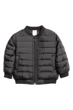 Down jacket - Black - Kids | H&M 1