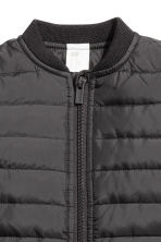 Down jacket - Black -  | H&M CN 3