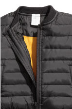 Down jacket - Black -  | H&M CN 2