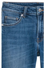 Girlfriend Jeans - Denim blue - Ladies | H&M CN 5