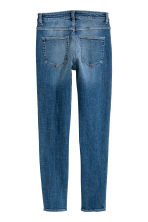 Girlfriend Jeans - Denim blue - Ladies | H&M CN 3