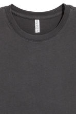Cotton T-shirt - Black - Ladies | H&M 2