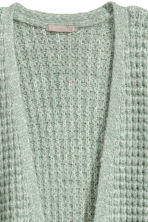Knitted cardigan - Turquoise - Ladies | H&M CN 3