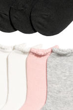 10-pack socks - Black/Multicolored - Kids | H&M CN 2