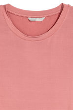 Glossy jersey top - Pink - Ladies | H&M IE 3