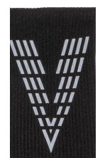 3-pack sports socks - Black - Men | H&M 3
