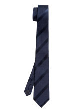 Tie and handkerchief - Dark blue - Men | H&M CN 4