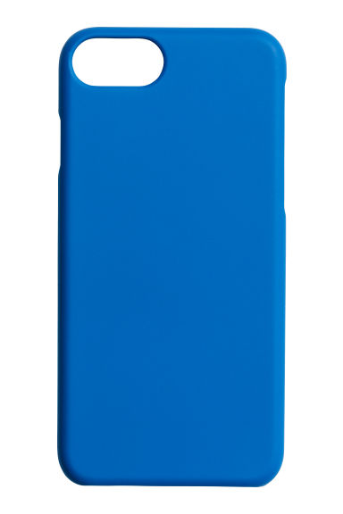 iPhone 6/7 case - Bright blue - Men | H&M IE 1