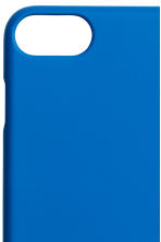 iPhone 6/7 case - Bright blue - Men | H&M IE 2