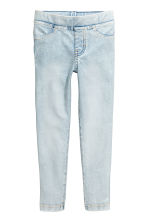 Treggings - Pale denim blue - Kids | H&M CA 2