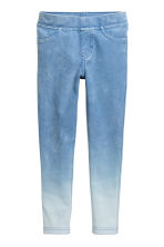 Treggings - Light denim blue - Kids | H&M 2