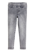 Treggings - Grey/Washed out - Kids | H&M 2