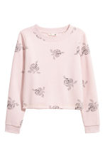 圖案運動衫 - Light pink - Kids | H&M 2