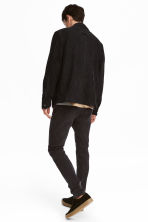 Slim jeans - Black/Washed - Men | H&M 4