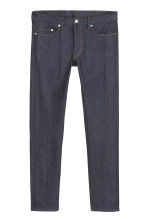 Selvedge Jeans - Blu scuro/denim grezzo - UOMO | H&M IT 3