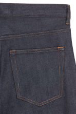 Selvedge Jeans - Blu scuro/denim grezzo - UOMO | H&M IT 4