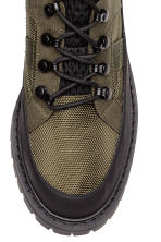 Nylon boots - Khaki green - Men | H&M 3