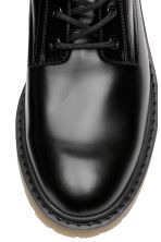 Chunky-soled boots - Black - Men | H&M CN 3