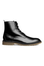 Chunky-soled boots - Black - Men | H&M CN 1