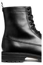 Chunky-soled boots - Black - Men | H&M GB 4