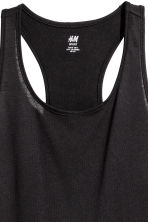 Sports top - Black - Ladies | H&M CA 3