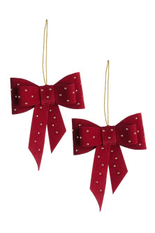 2-pack Christmas decorations