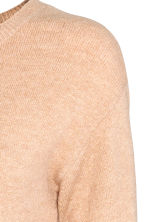 MAMA Knitted jumper - Beige - Ladies | H&M 4