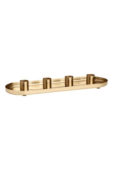 Bougeoir en métal Modèle