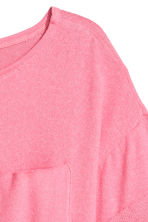 Fine-knit top - Pink - Ladies | H&M CN 3