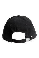 Cotton cap - Black/Rolling Stones - Men | H&M 2