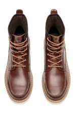 Boots - Dark brown - Men | H&M 2