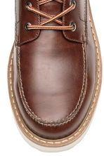 Boots - Dark brown - Men | H&M 3
