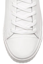 Tennis - Blanc - HOMME | H&M BE 3