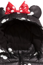 Padded Jacket - Black/Minnie Mouse - Kids | H&M CA 4